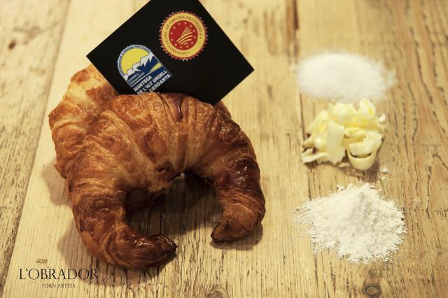 Croissant de La Cerdanya