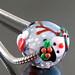 Charm bead : Merry X'mas