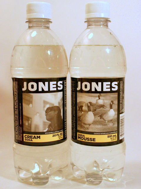 Jones Cream Soda