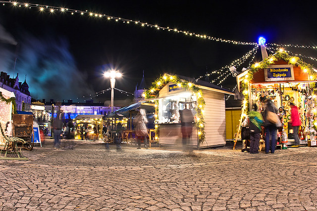 christmas in tampere