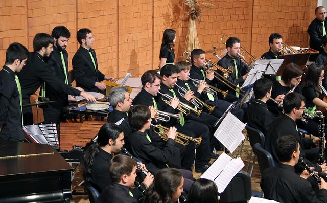 CONCIERTO DE NAVIDAD 2011 - BANDA DE MUSICA JJMM-ULE - 18.12.11