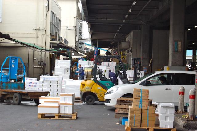 Tsukiji Fish Market_6
