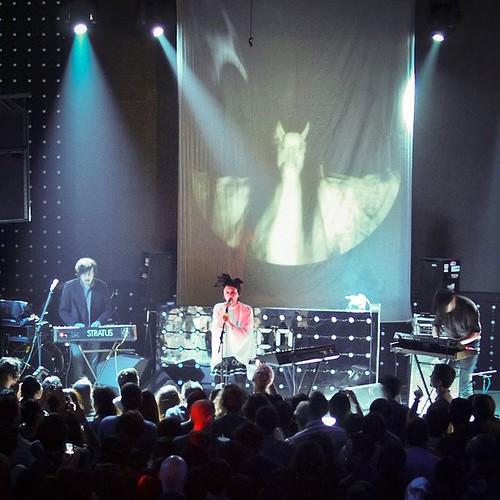 Ladytron live in Bangkok