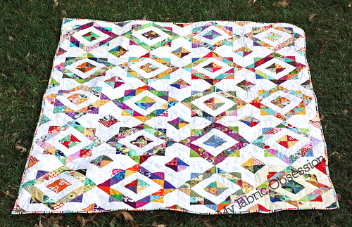 Bliss Circle October Quilt
