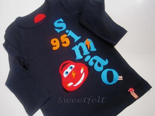 ♥♥♥ Para o Simão ... by sweetfelt \ ideias em feltro
