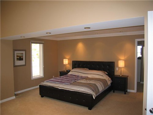 Master Bedroom - Bed