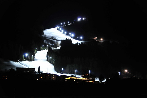 Extra bijzonder: 's avonds leren skiën. Foto: TVB Alpbachtal Seenland
