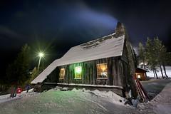 Mt Hood Skibowl Warmhut