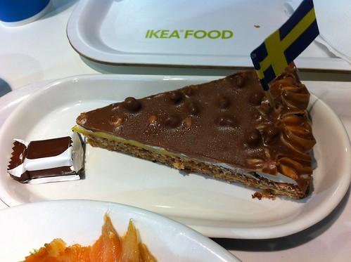 Badalona | Ikea | Tarta de chocolate y caramelo