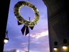 D.C. Christmas Wreath 1