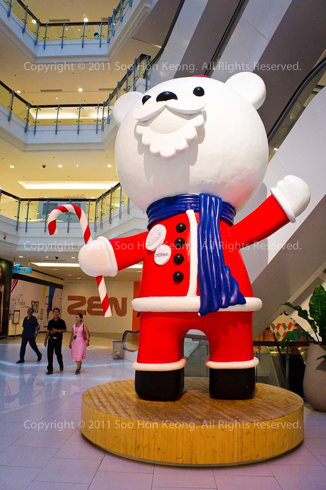 Ho! Ho! Ho! @ Central World, Bangkok, Thailand