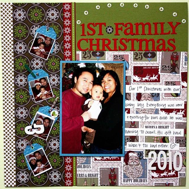 1st Family Christmas