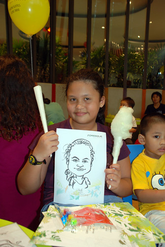 caricature live sketching for Forestque Residence (Wing Tai) - Day 1 - 22