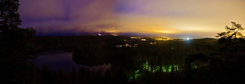 trees sky panorama forest finland landscape lights nikon hämeenlinna aulanko d7000 sigma1750mmf28