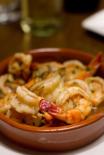 Traditional Garlic Shrimp