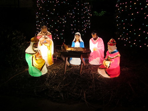 Roadside Nativity #4