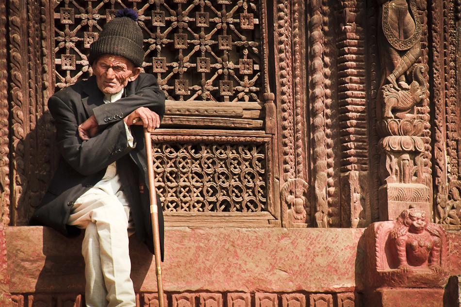 old-man-kathmandu