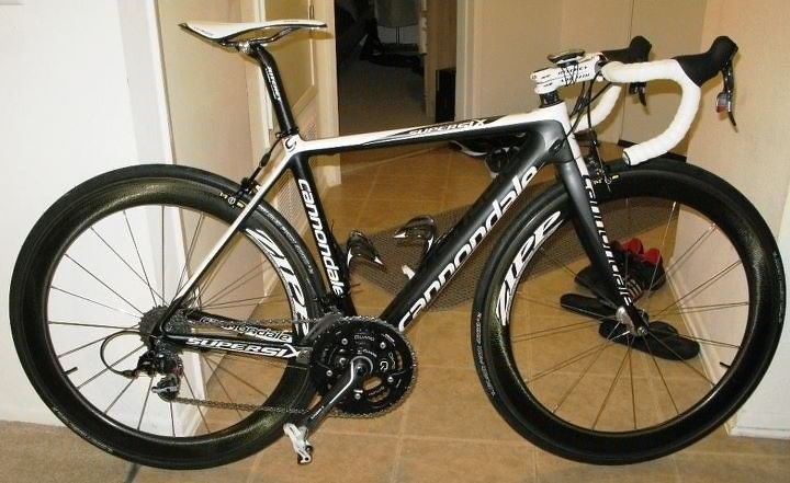 Cannondale SuperSix Road Bike user reviews : 4.5 out of 5 ...