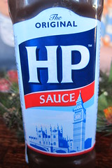 The Whale & Ale: HP Sauce