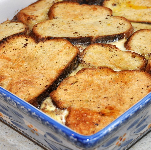 Creme Brulee French Toast Challah Crme brle french toast