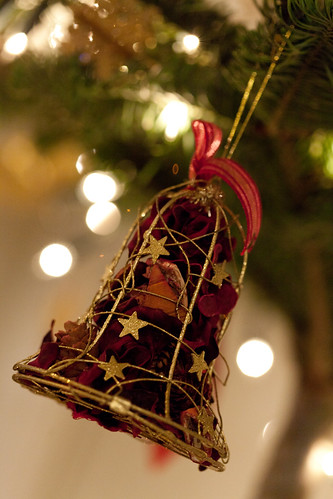 905/1000 - Christmas Bell by Mark Carline