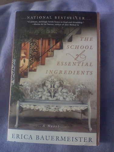 The School of Essential Ingredients. by Petunia21