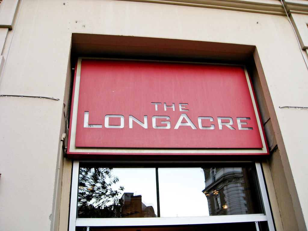 Dinner at Long Acre