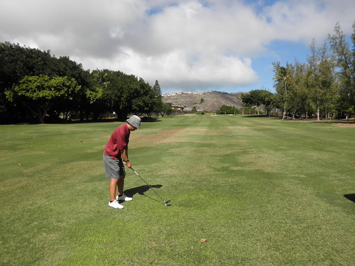 Hawaii Kai Golf Course 164