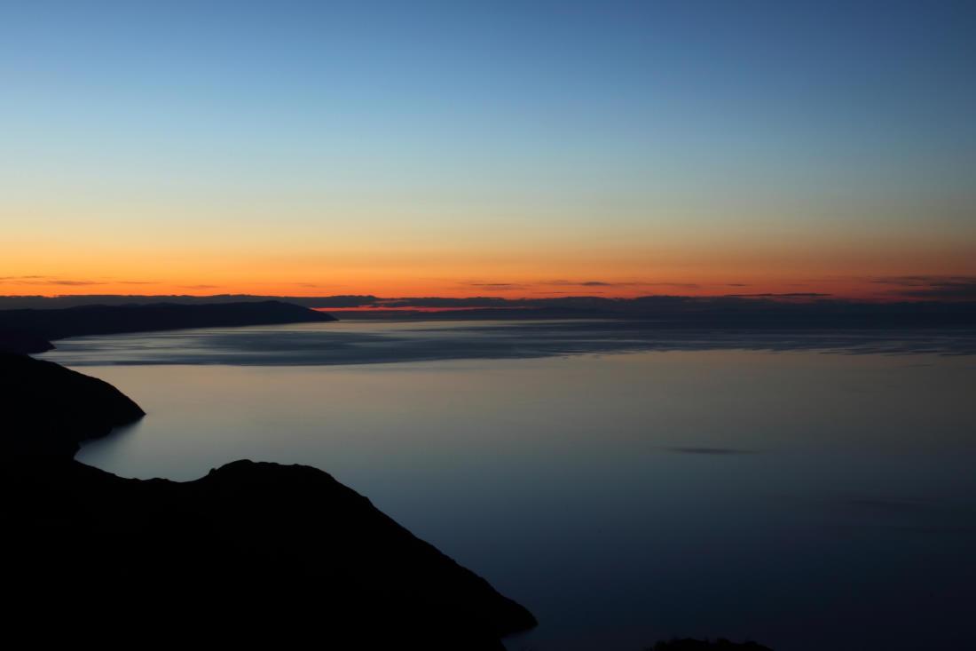 6945 озеро Байкал, Lake Baikal