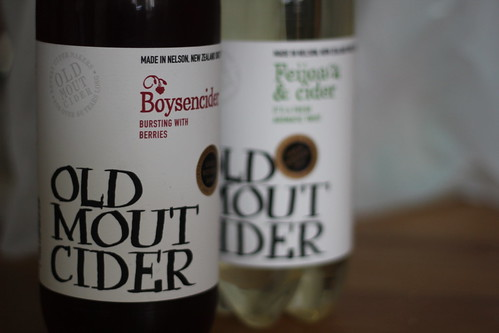 Saturday: Cider for NYE
