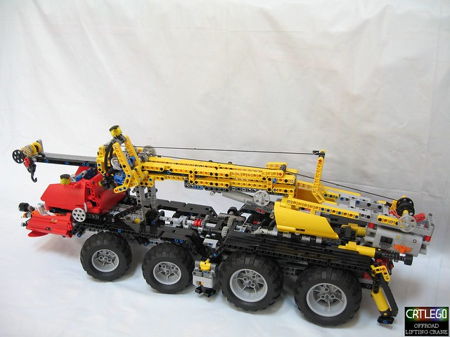 Offroad Lifting Crane (1)