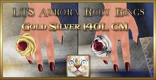 LTS Aurora Ruby 50L special