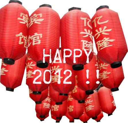 Happy 2012 !!