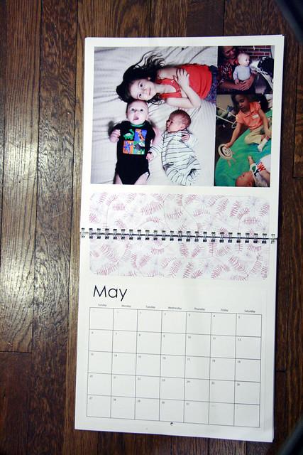 2012 Calendar Tutorial