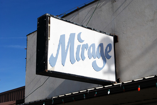 Mirage Lounge by Roadsidepictures