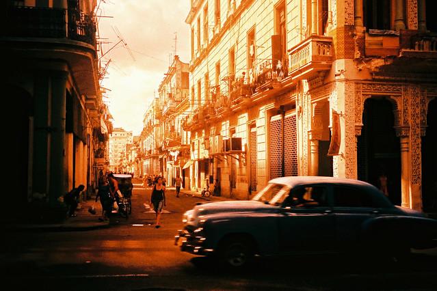 Rua de Havana em 2011 :)