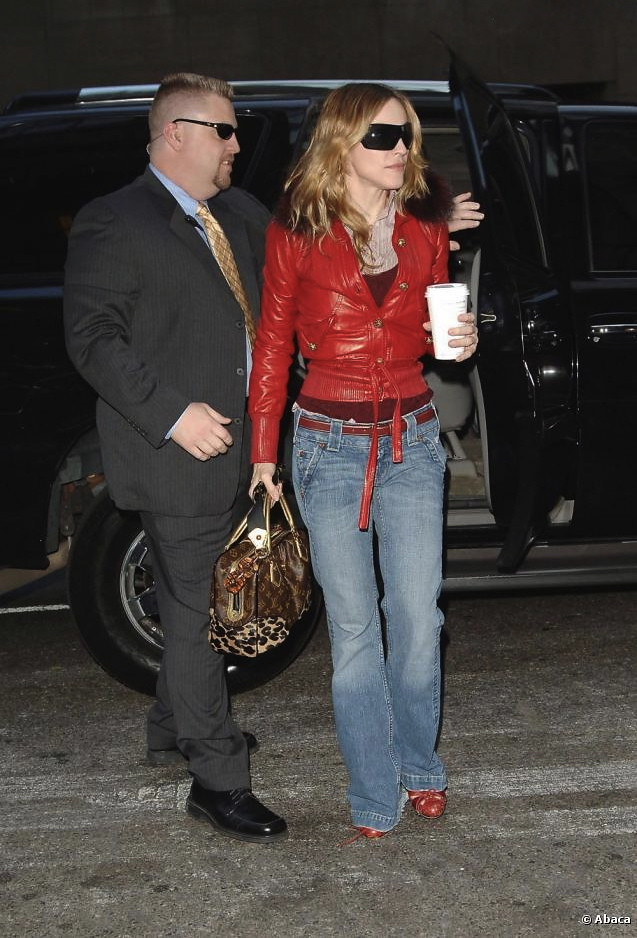 Madonna in Repetto