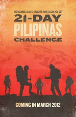 21 Day Pilipinas Challenge - March