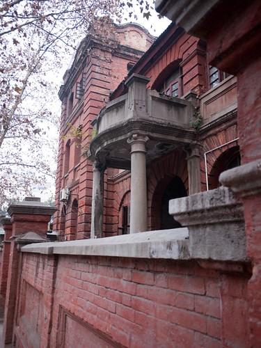 汉口老房子