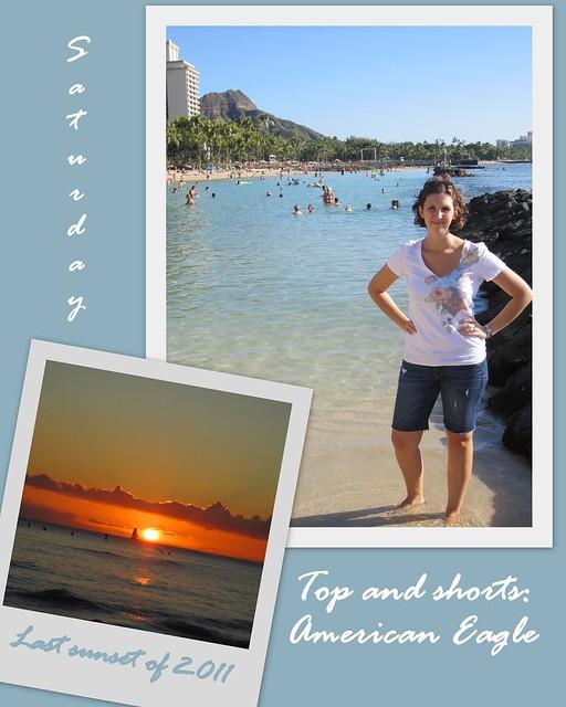12-31-11 Waikiki Sunset2