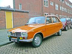 Renault 16 TS, 1969, Amsterdam, James Wattstraat, 12-2011