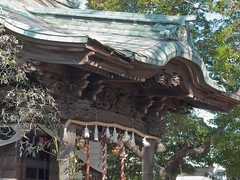 神社仏閣 temple and shrine