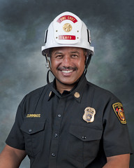 Los Angeles Fire Chief Brian Cummings