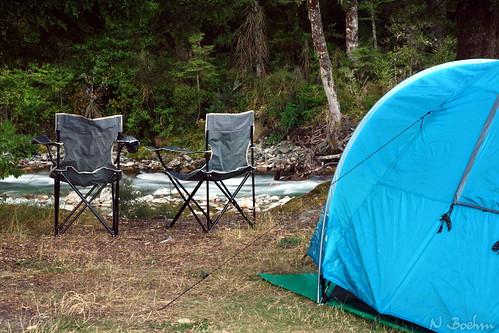 Lake Sylvan campsite