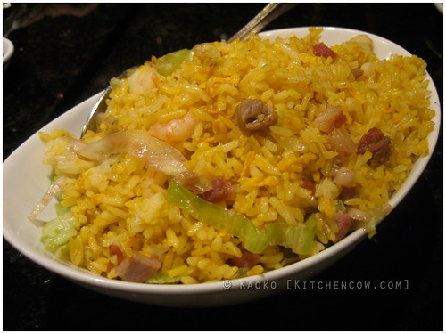 Eat Well - Yang Chow Fried Rice