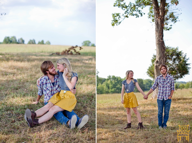 colorful outdoor engagement session manassas va_006