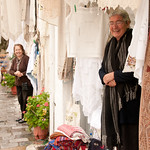 Friendly Shopkeepers in Kritsa, Crete