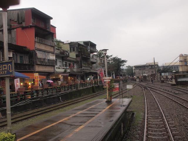 台湾 菁桐駅