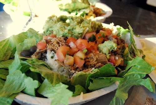 Clean Eating at Chipotle