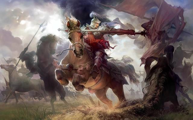 конный всадник